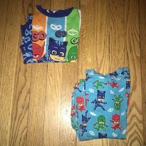 PJ Masks PJ Sets Size 7/8
